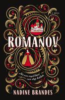 Romanov by Nadine Brandes cover