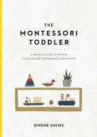 Montessori Toddler by Simone Davies cover