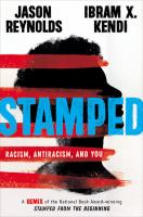 Stamped: Racism, Antiracism, and You cover