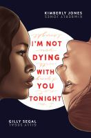 I'm Not Dying with You Tonight cover