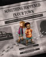 Something Happened In Our Town cover
