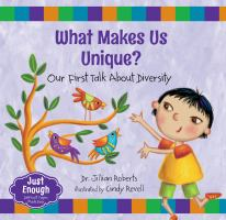 What Makes Us Unique? Our First Talk About Diversity cover